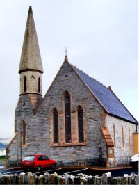 Old Chapel St. Aengus, Burt (now part of An Grianan Hotel)